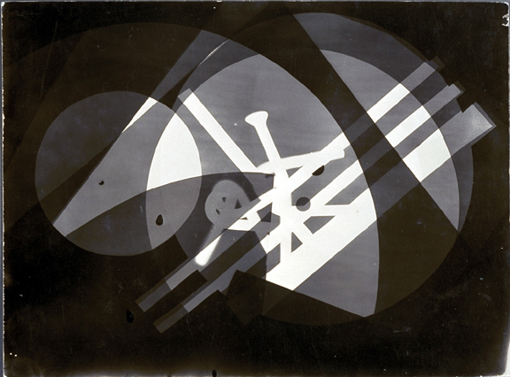 laszlo-moholy-nagy fotogramma 4367 II 1926
