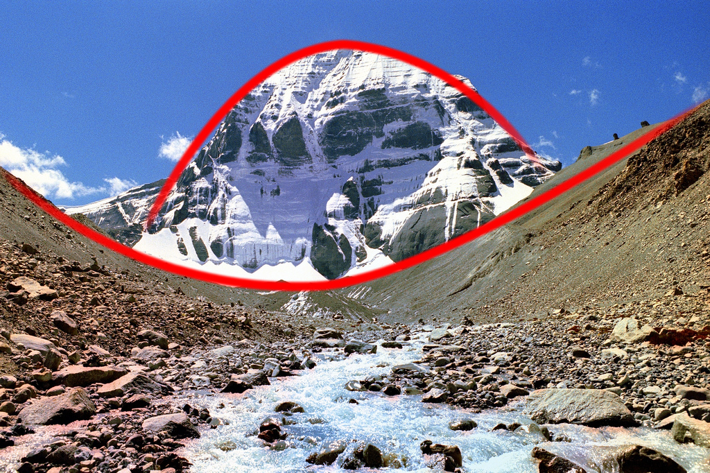Monte Kailash, Tibet