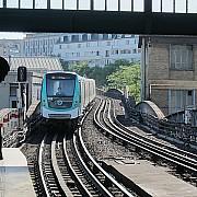 parigi francia metro 5 austerlitz