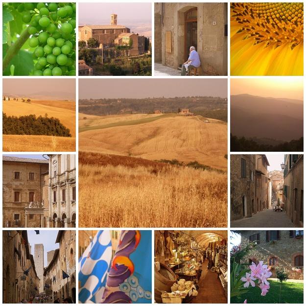 Viaggio in Toscana