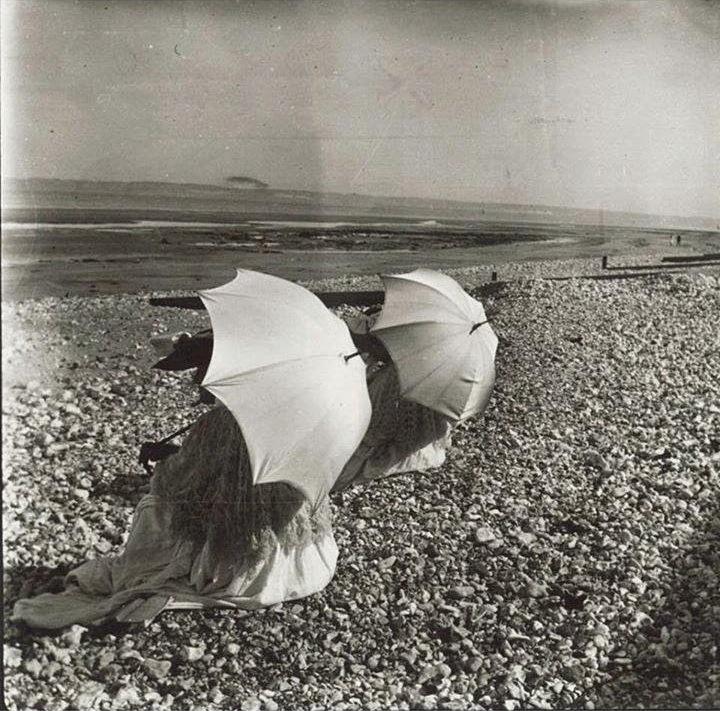 edouard vuillard i due parasole 1902