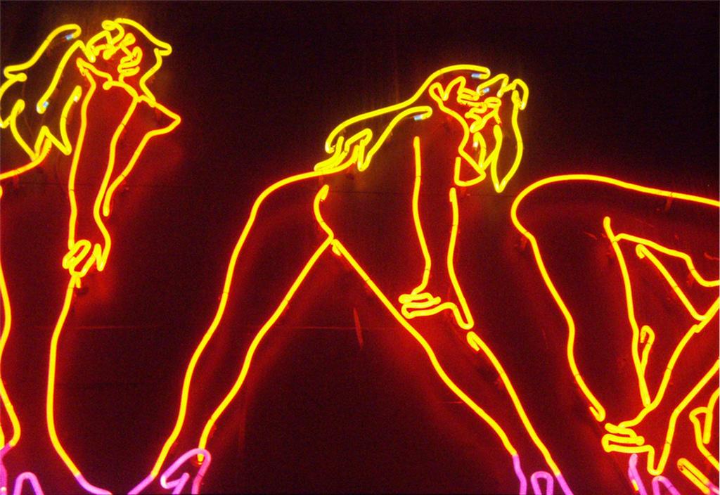Insegna al neon