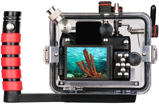 Custodia Ikelite per Canon G1X