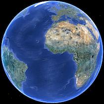 Il Pianeta Azzurro è coperto per il 71% dall'acqua