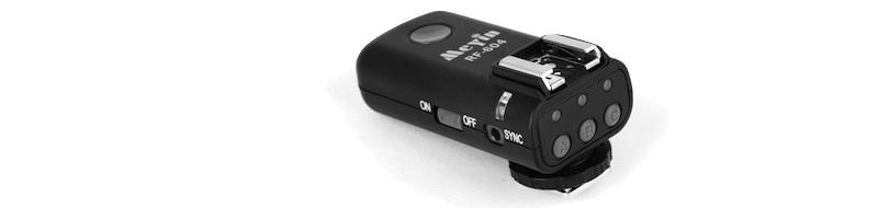 Radiocomando flash Meyin RF-604