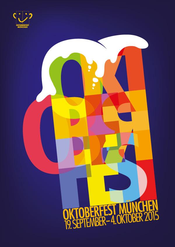 L'immagine ufficiale dell'Oktoberfest 2015
