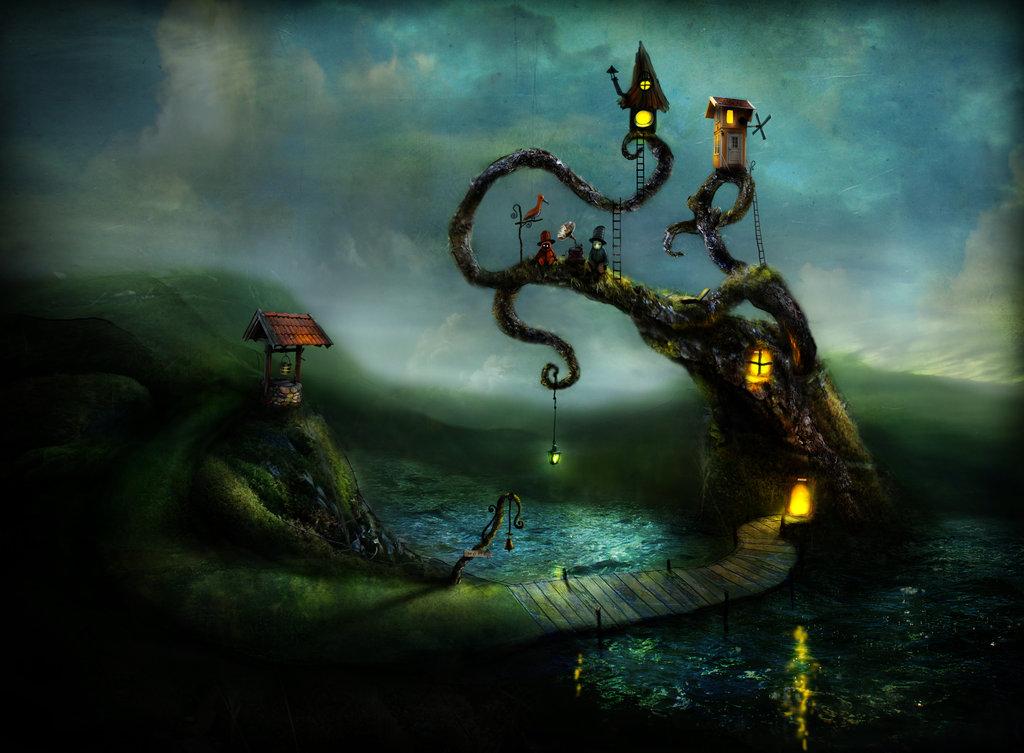 Illustrazione di Alexander Jansson