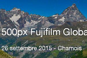 Passeggiata fotografica Chamois, Valle d'Aosta