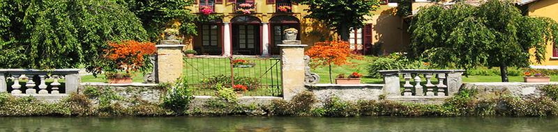 Da Milano gita in bicicletta al Villaggio Crespii) (:PageCoverTitle:Naviglio Martesana - Milano