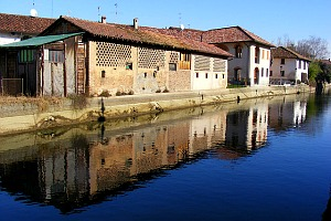 Da Milano gita in bicicletta al Villaggio Crespi