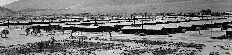 Il campo di concentramento di Manzanar nelle fotografie di Ansel Adams