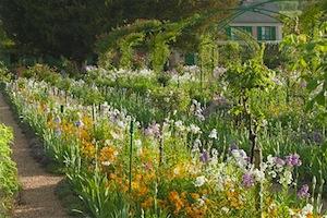 Il giardino di Monet a Giverny