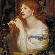 dante gabriel rossetti aurelia l amante di fazio 1863 73