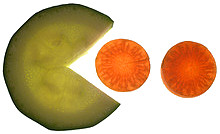 Mangiare le verdure