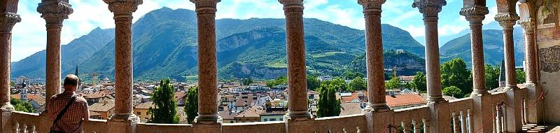 Una rapida visita a Trento