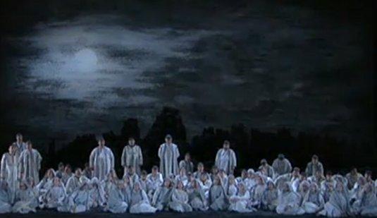 Ascolta il coro del Nabucco