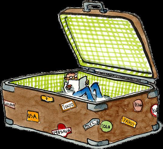 Valigia di viaggio