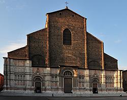 Facciata della cattedrale di San Petronio
