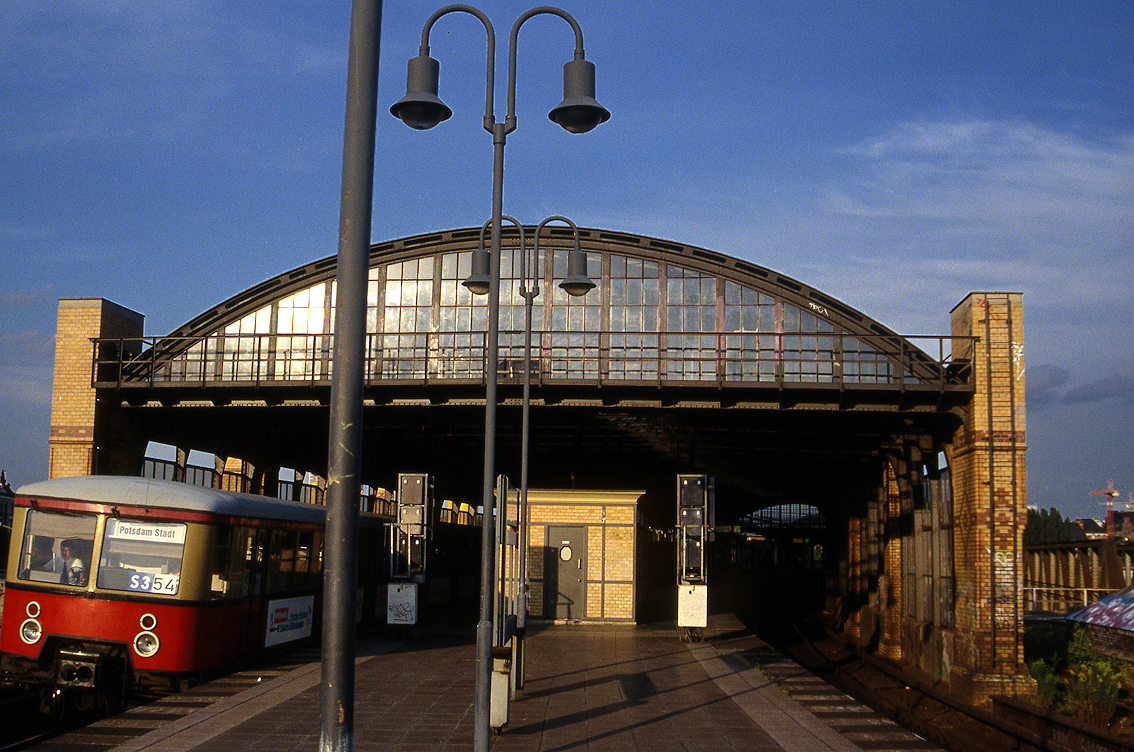 Berlino, la stazione Lehrter non esiste più