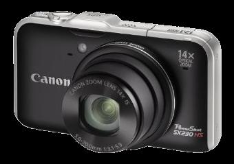 CanonSX230 HS